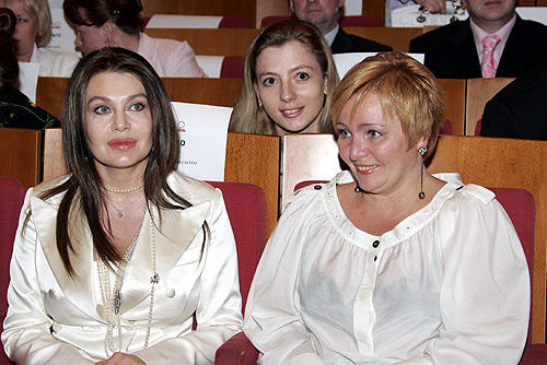 Иконы стиля – Людмила Путина ...