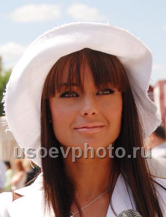Иконы стиля: Оксана Фёдорова.