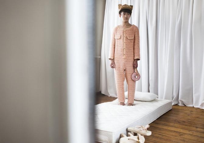 Субботнее утро в пижаме