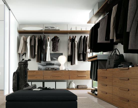 Разбор гардероба к Новому году