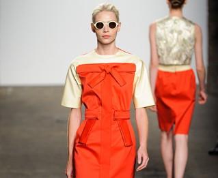 Модные тенденции: работа цветом