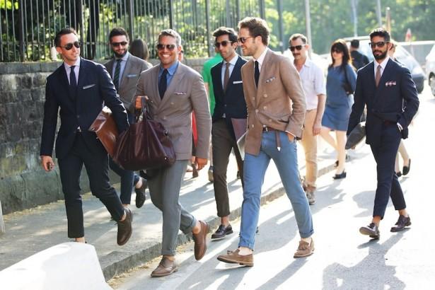 Почему итальянские мужчины выглядят лучше русских