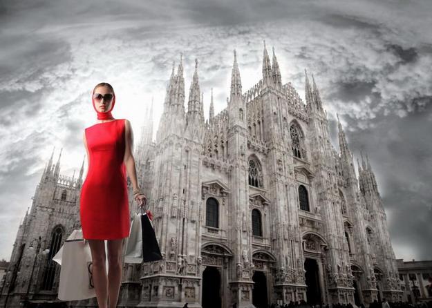 Семинар «Шопинг в Милане»