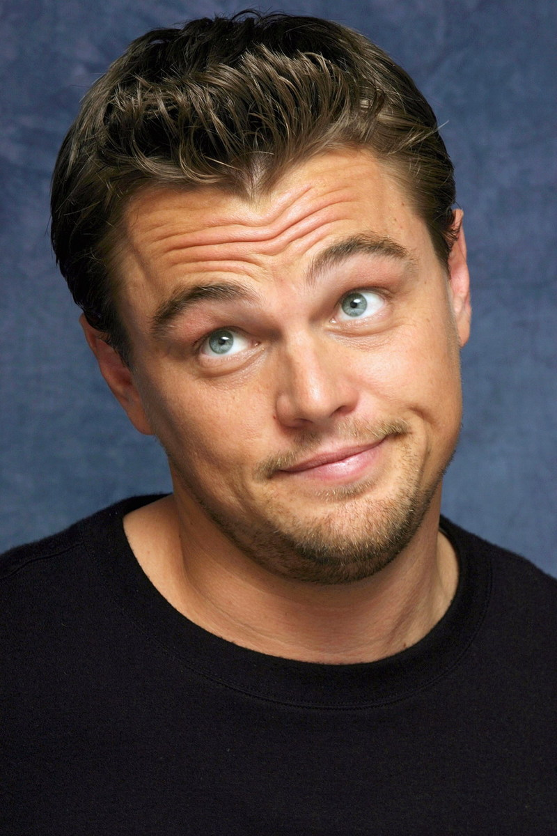 Leonardo DiCaprio Portrait Session