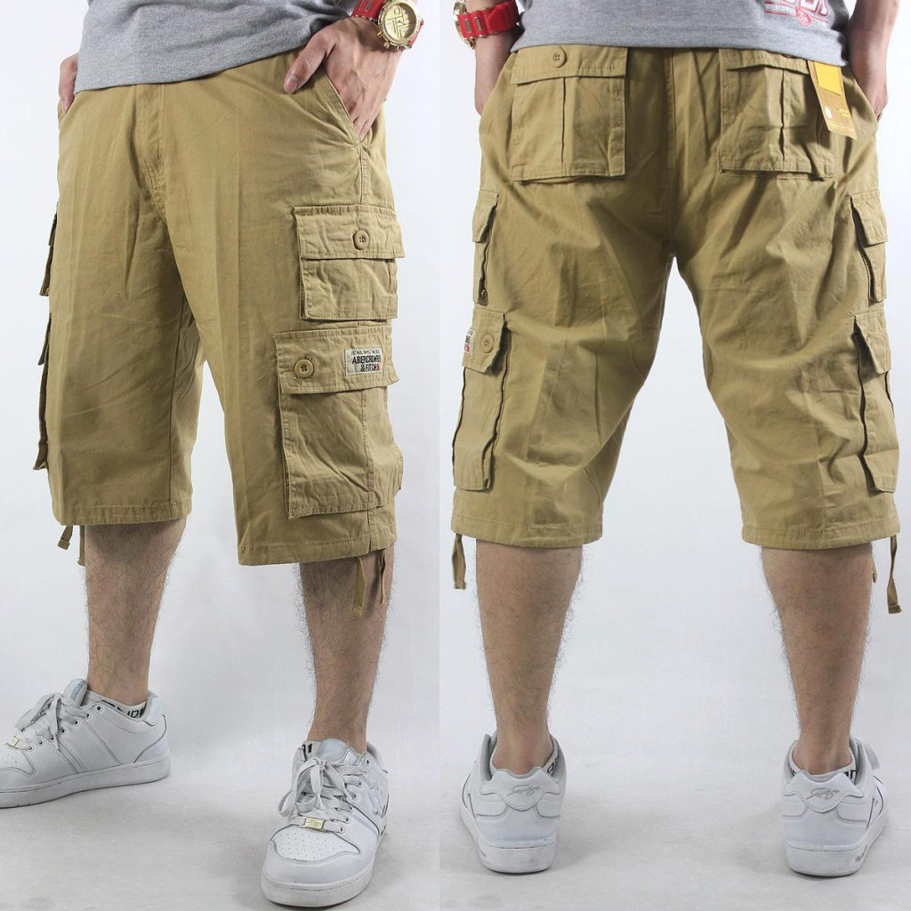 2013-Casual-Fashion-font-b-Mens-b-font-font-b-Cargo-b-font-Shorts-Plus-Size
