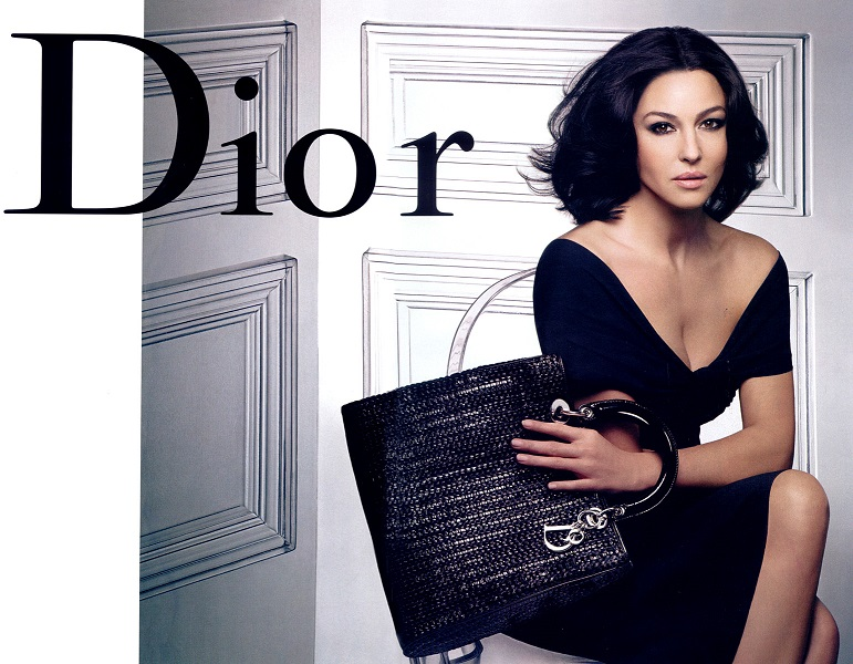 бренд Dior: Моника Белуччи Диор