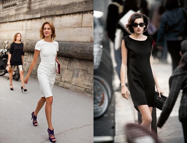 Офисный стиль: платье стрит-стайл