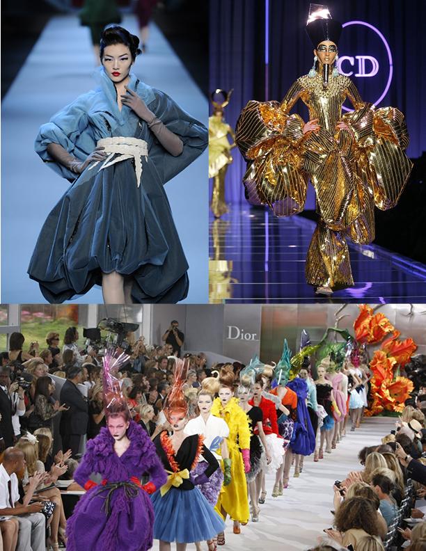 бренд Dior: Гальяно 2