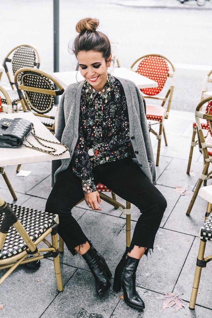 модная блуза: бохо стрит-стайл