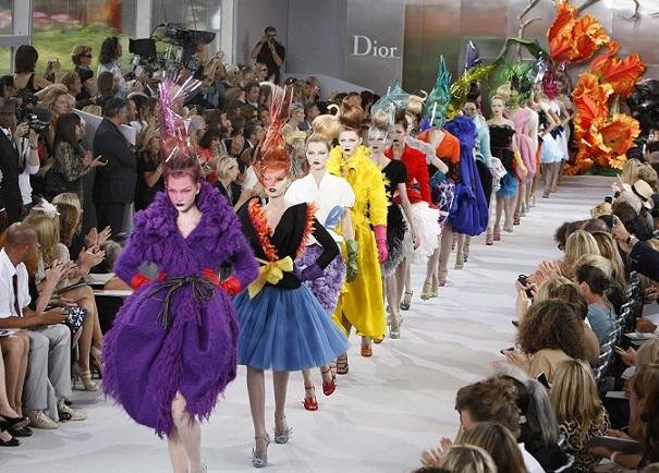 История и женщины бренда Dior