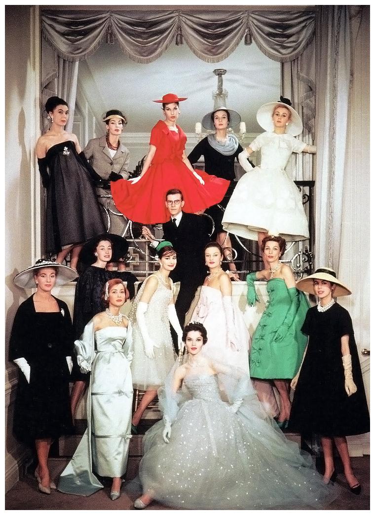 бренд Dior: yves-saint-laurent-dior