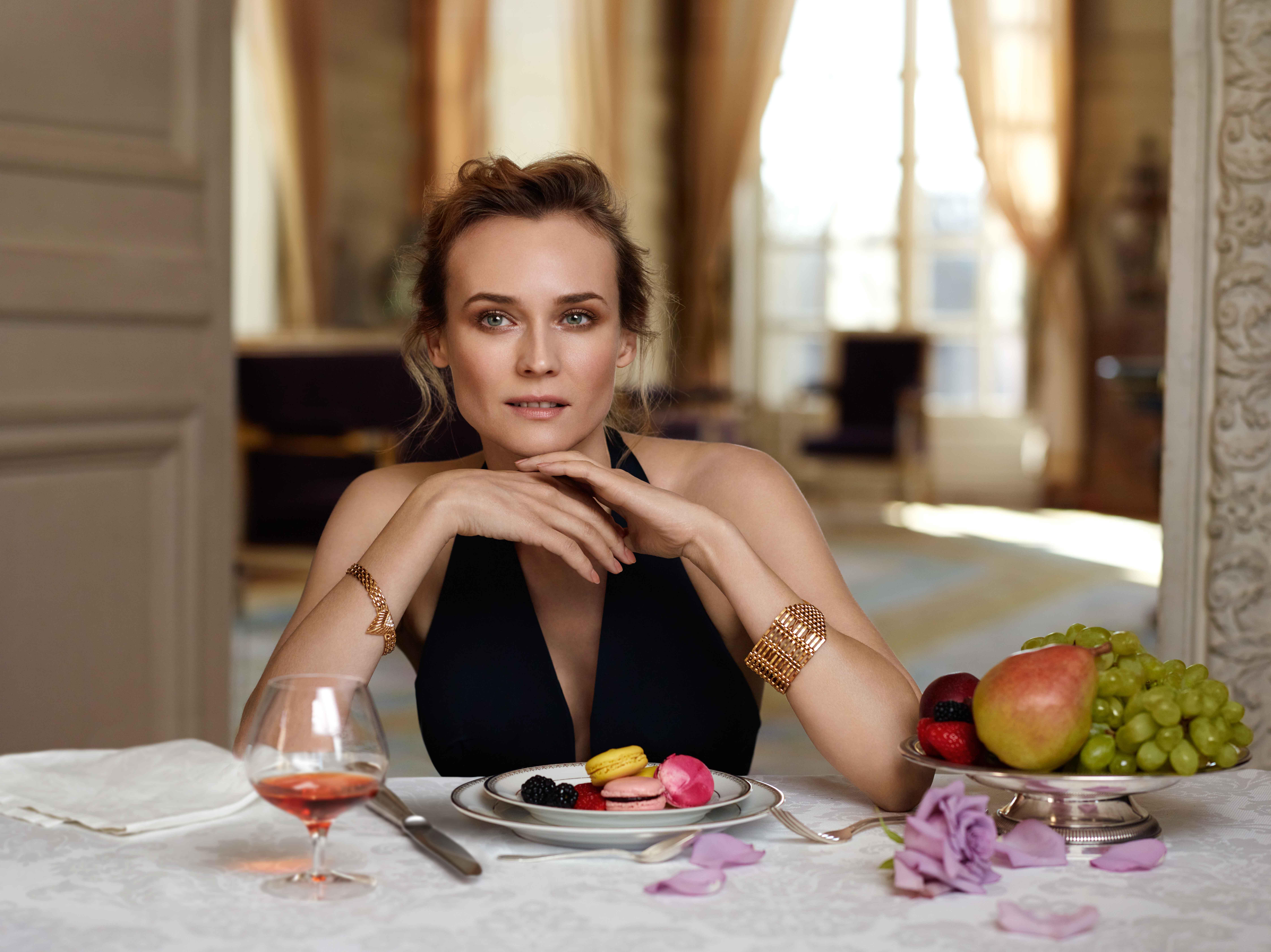 Стиль Дианы Крюгер: лучшие образы