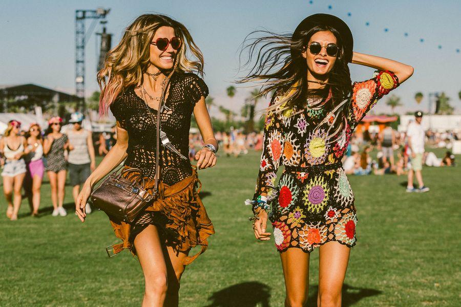 Как одеться на фестиваль?