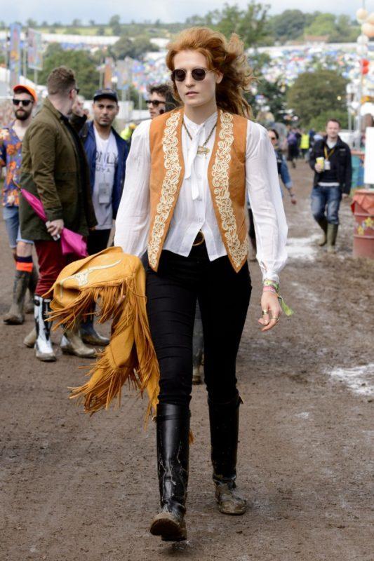Как одеться на фестиваль