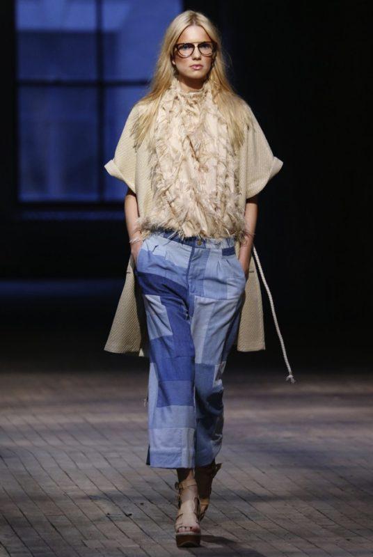 Мужские вещи в женском гардеробе, джинсы бойфренда