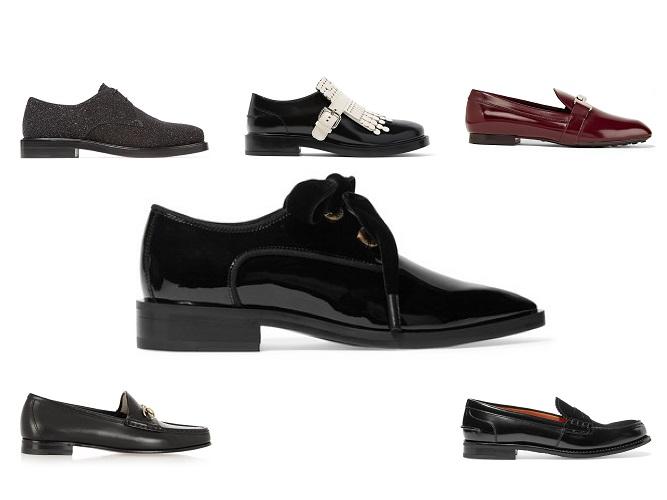 Обувь без каблука