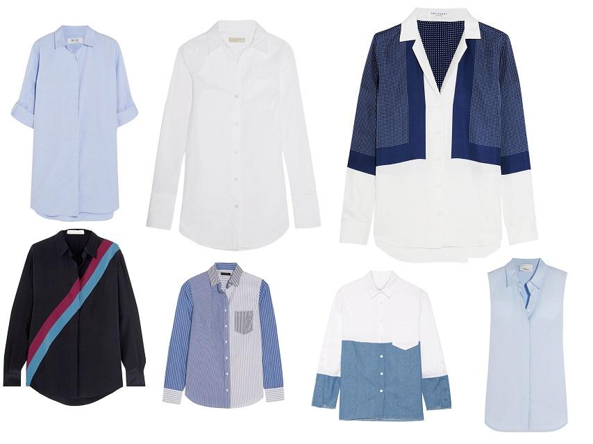 Как носить рубашку? 7 модных способов
