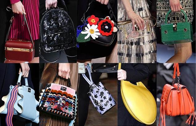 Модные сумки осени-зимы 2016-2017
