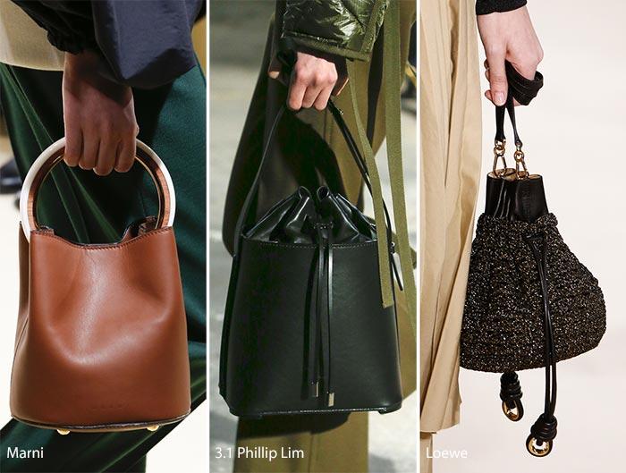 Модные сумки осени-зимы - мешки