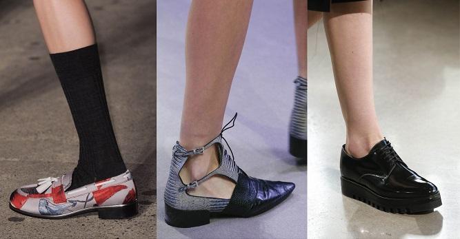 Модная обувь осени-зимы 2016-2017 - мужские