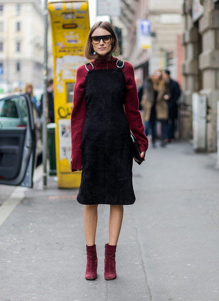 24kjg7-l-610x610-dress-turtleneck-sweater-boots-midi-dress-streetstyle-milan-fashion-week-2016-fashion-week-2016