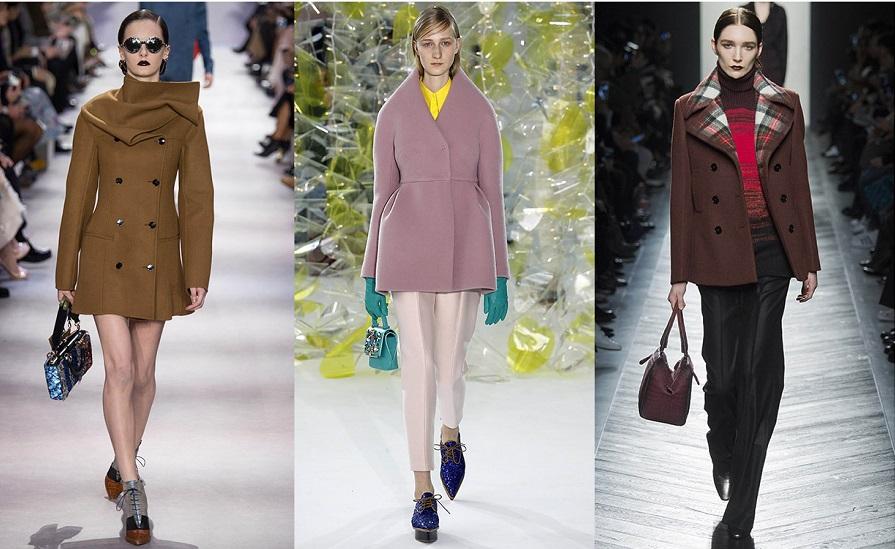 Модные пальто осени 2016