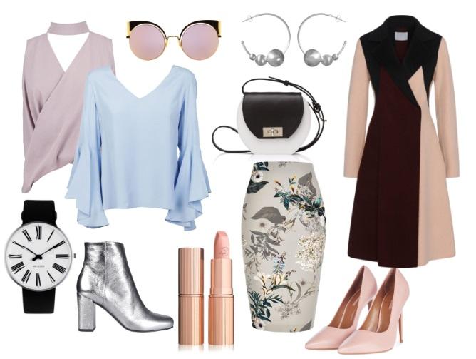 Модные образы 2017