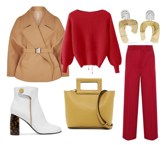 5 стильных образов для теплой зимы