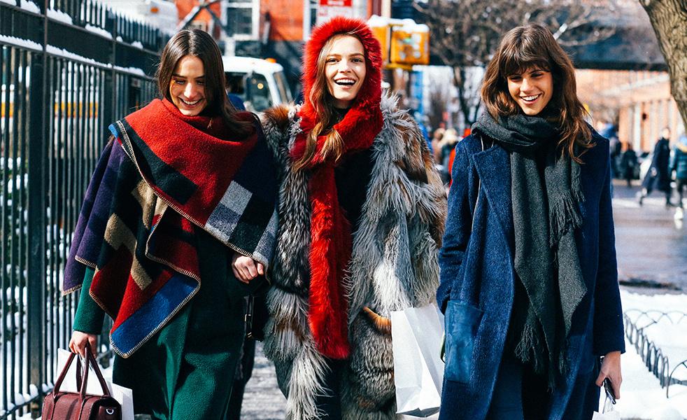 4 правила стильной и теплой зимы