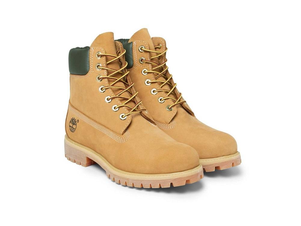 мужская зимняя обувь 2018 - тимберленды