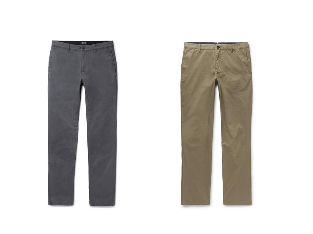 5 вещей для мужского весеннего гардероба