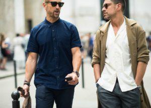 Топ-5 вещей для мужского весеннего гардероба