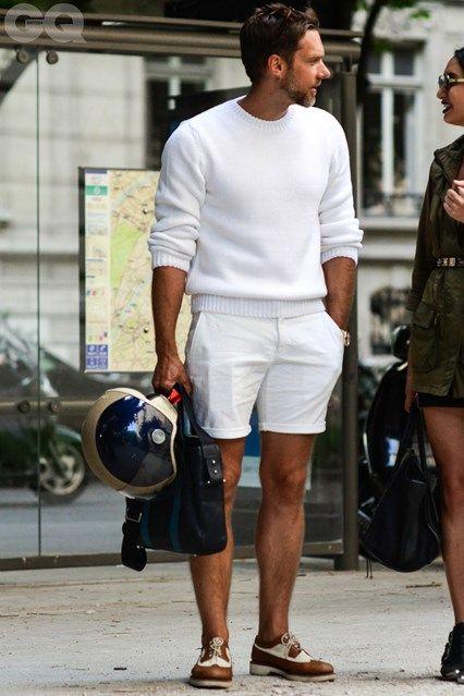 Летний мужской гардероб