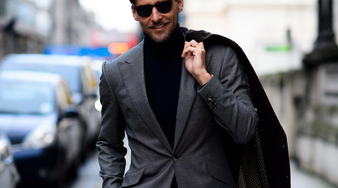5 модных идей для мужского осеннего гардероба