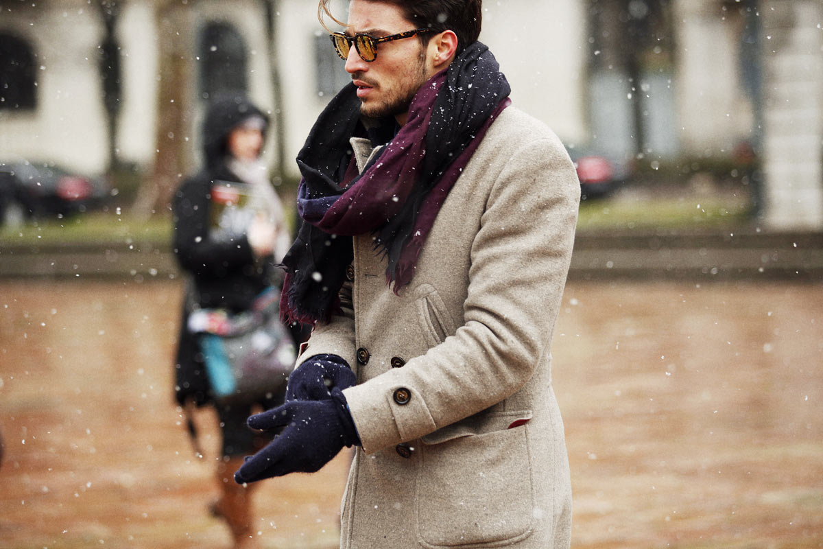 Стильно и тепло: 5 сочетаний для мужского гардероба