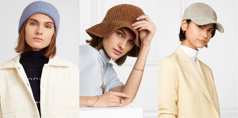 шапку по форме лица