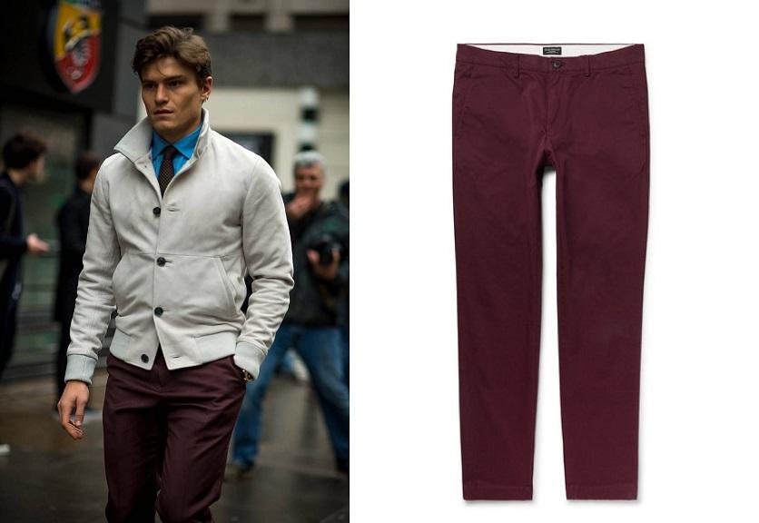 Что носить весной: 5 базовых вещей для мужского гардероба
