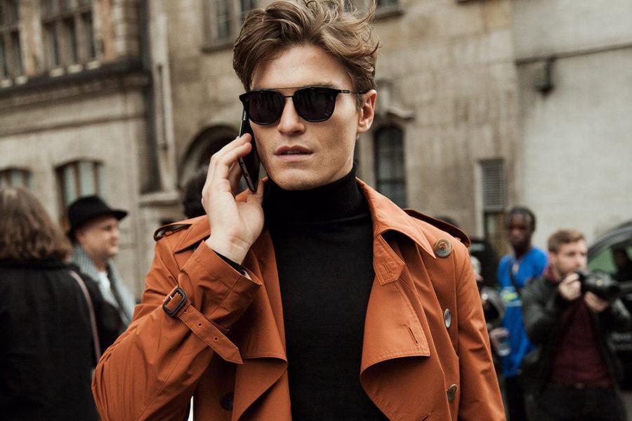 Как выбрать тренч осенью: 5 идей для мужского стиля