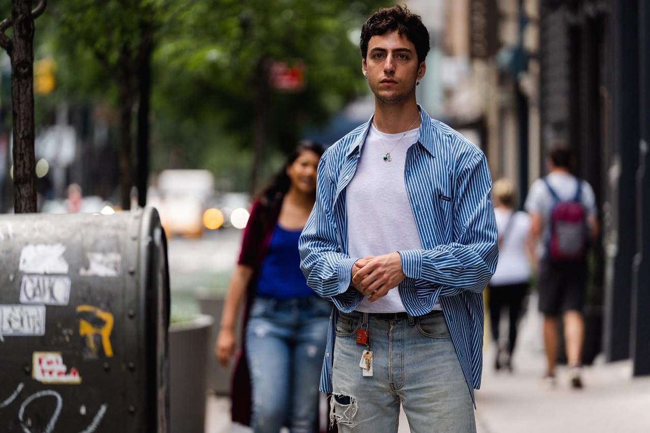 Топ-5 мужских рубашек летнего и осеннего гардероба
