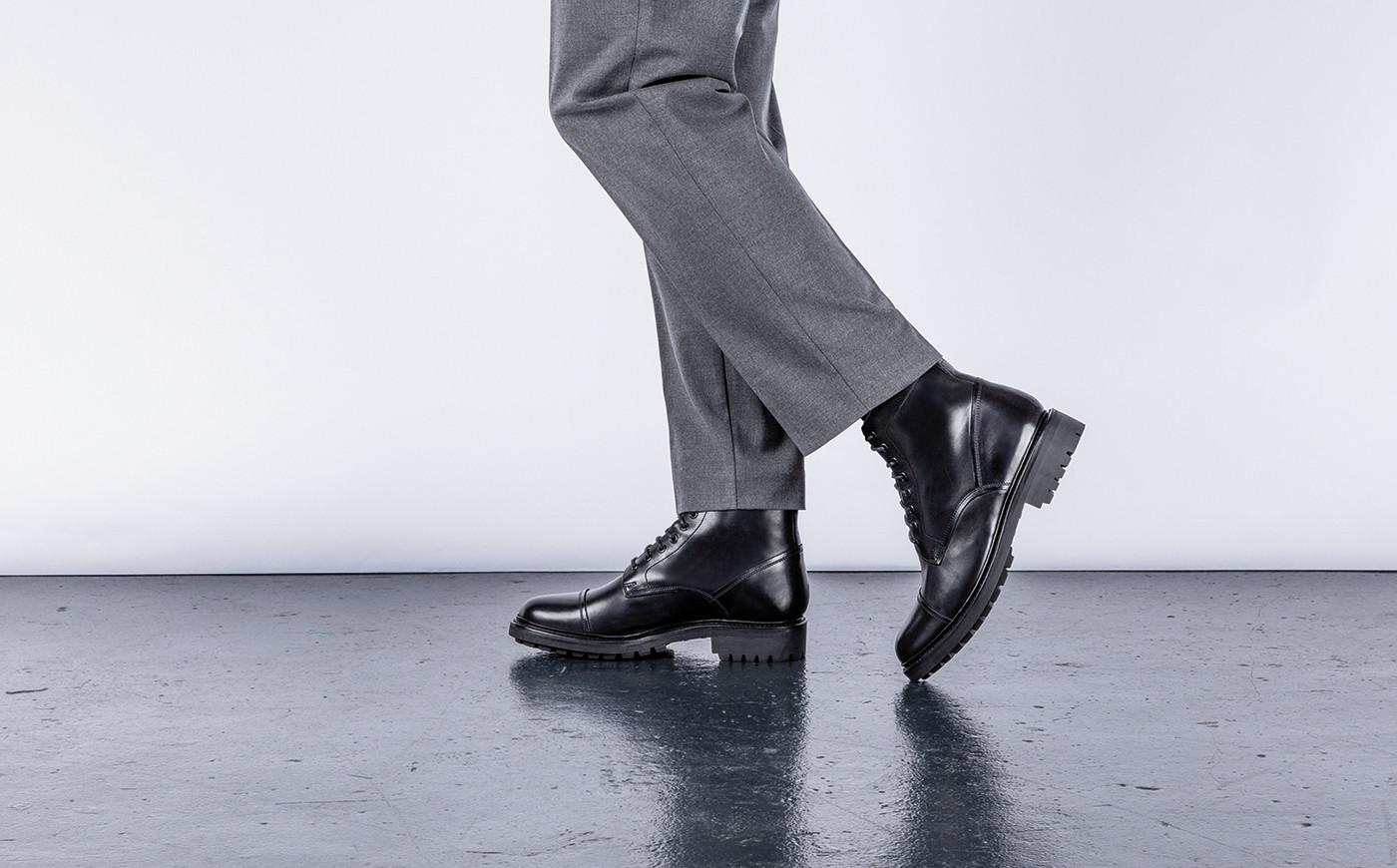 7 пар модной мужской обуви для осени 2019