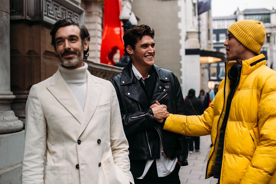 Топ-5 трендов осени для мужского гардероба