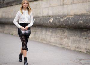 Как носить юбку-карандаш: 5 практичных идей