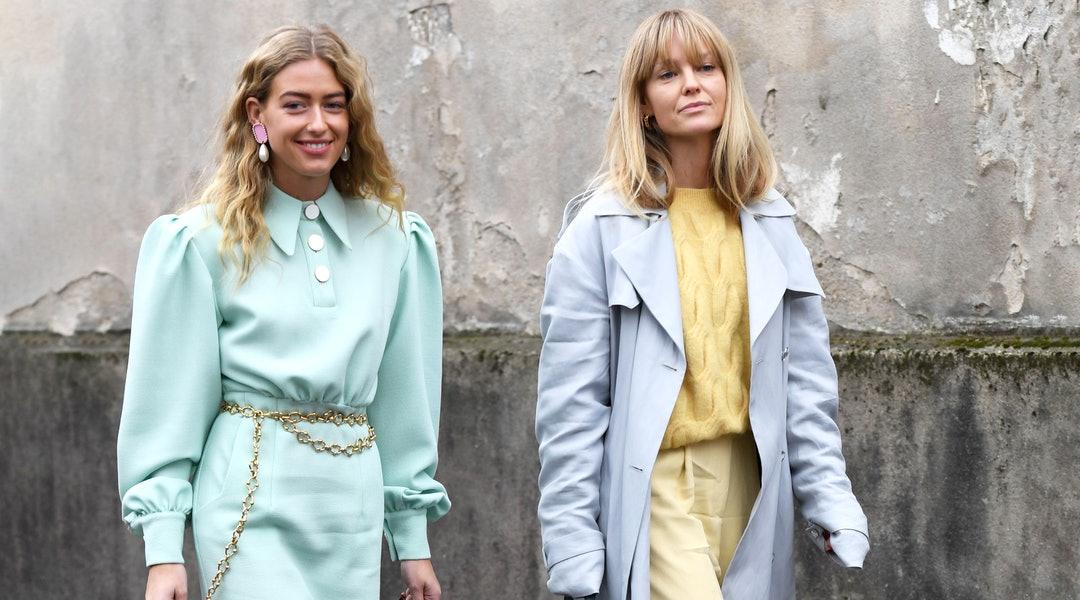 5 трендов для женского весеннего гардероба