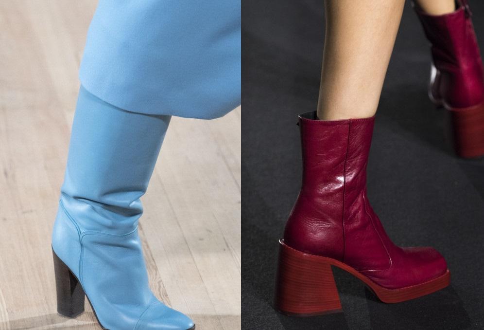 6 модных моделей обуви для новой весны