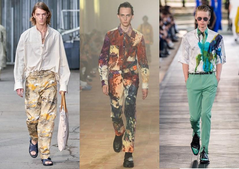 7 трендов для мужского гардероба весны