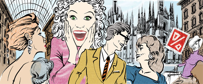 Шопинг-сопровождение в Милане