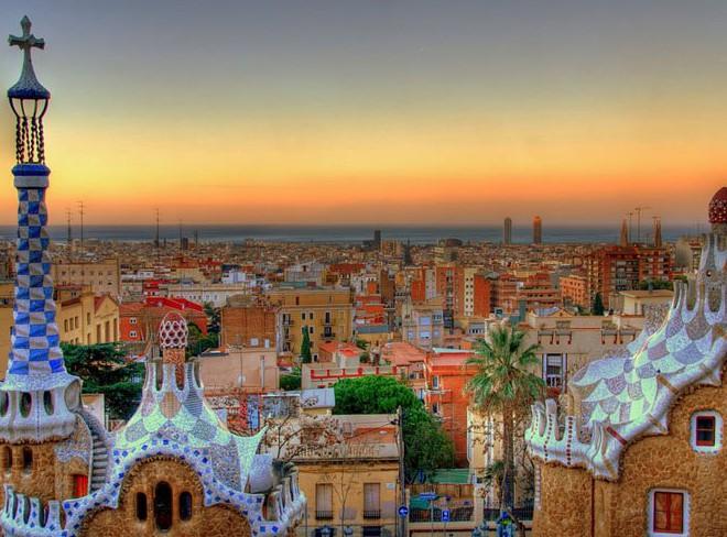 Шопинг на майских в Барселоне