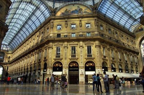 Shopping тур в Милан
