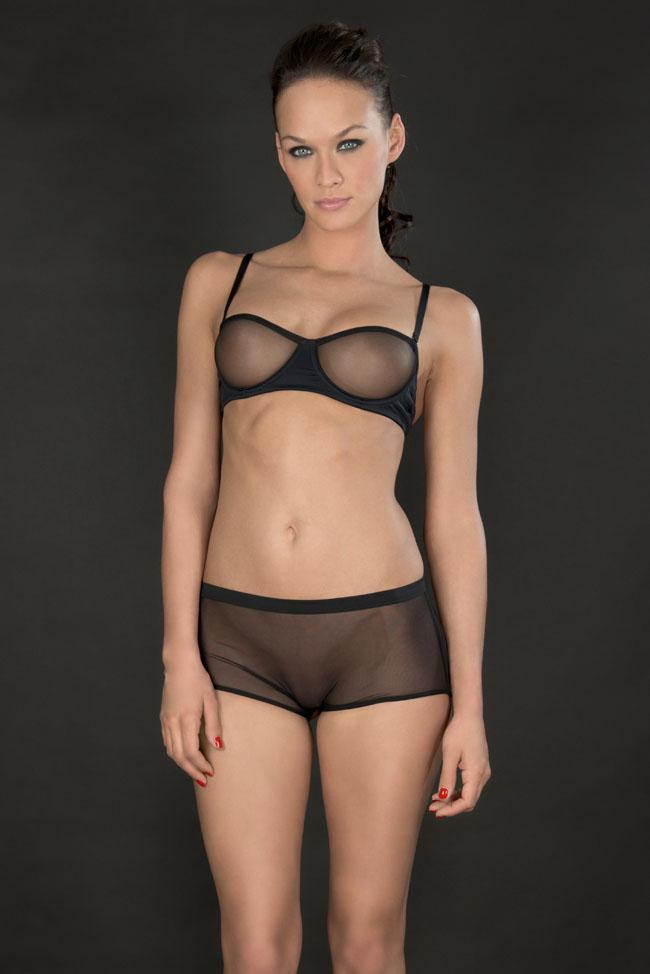 Maison-Close-SS14-Pure-Tentation-Bandeau-bra-and-open-shorty