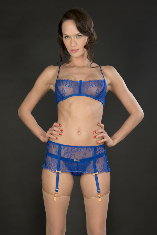 Maison-Close-SS14-Villa-Satine-corset-bra-mini-thong-and-garter-belt